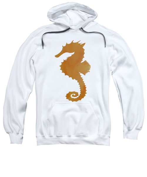 Seahorse Sweatshirt by Mordax Furittus