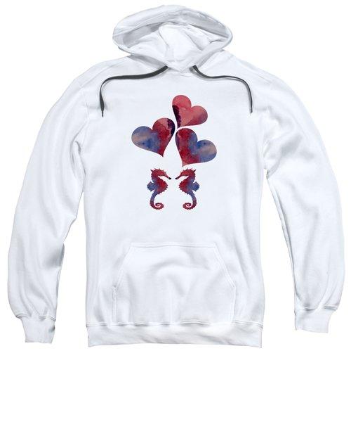 Seahorses Sweatshirt
