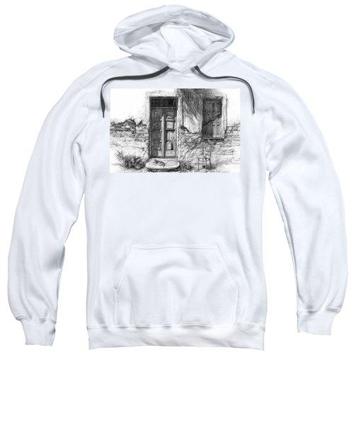 Secret Of The Closed Doors Sweatshirt