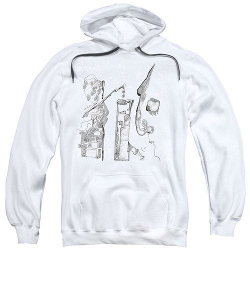 Secrets Of The Engineers Sweatshirt
