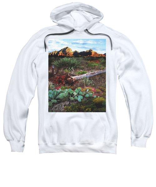 Sedona Mountain Sunrise Sweatshirt