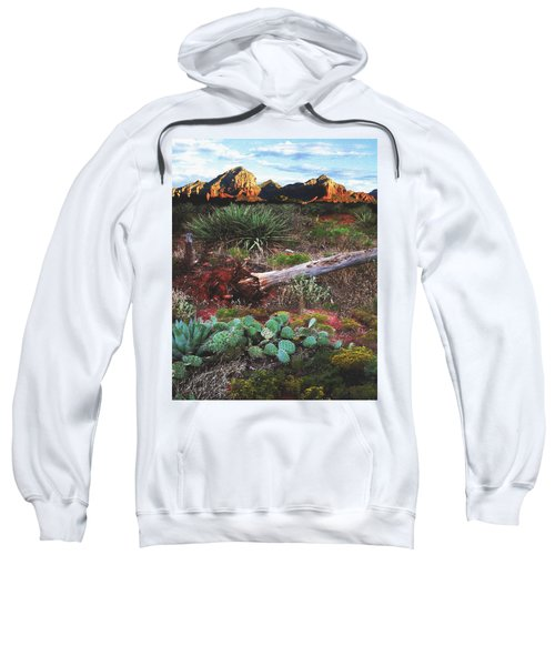 Sedona Mountain Sunrise Sweatshirt