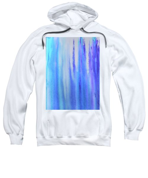 See Blue Sea Sweatshirt by Cyrionna The Cyerial Artist