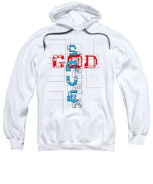 Seek, The Saving God Sweatshirt