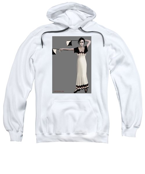Semaphore Girl Sweatshirt