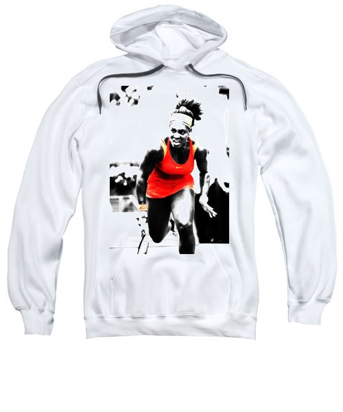Serena Williams Go Get It Sweatshirt