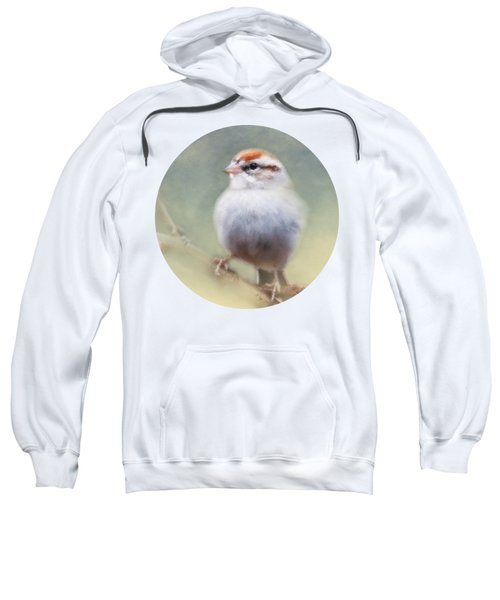 Serendipitous Sparrow  Sweatshirt