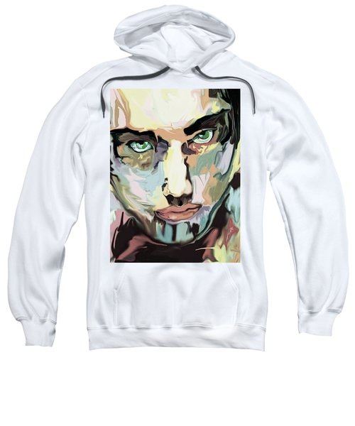 Serious Face Sweatshirt