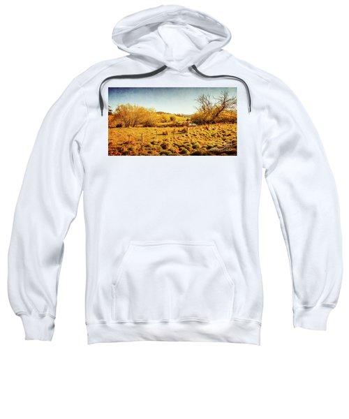 Shabby Country Farmland Sweatshirt