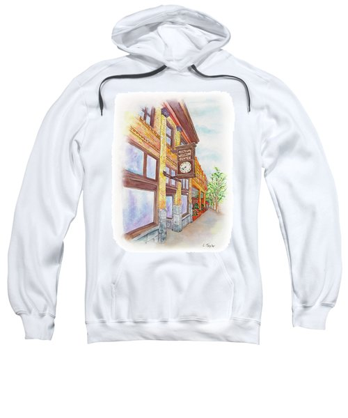 Shakespeare Time Sweatshirt