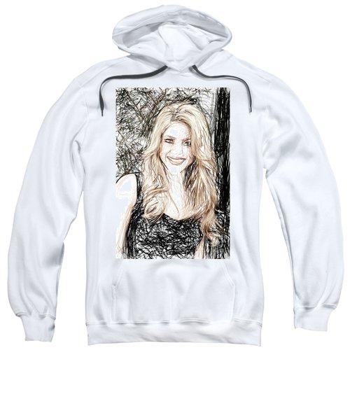 Shakira Sweatshirt by Raina Shah