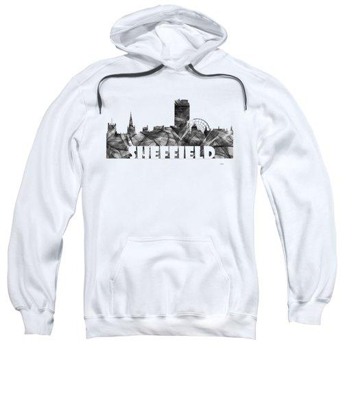Sheffield England Skyline Sweatshirt