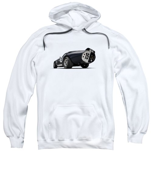Shelby Daytona Sweatshirt by Douglas Pittman