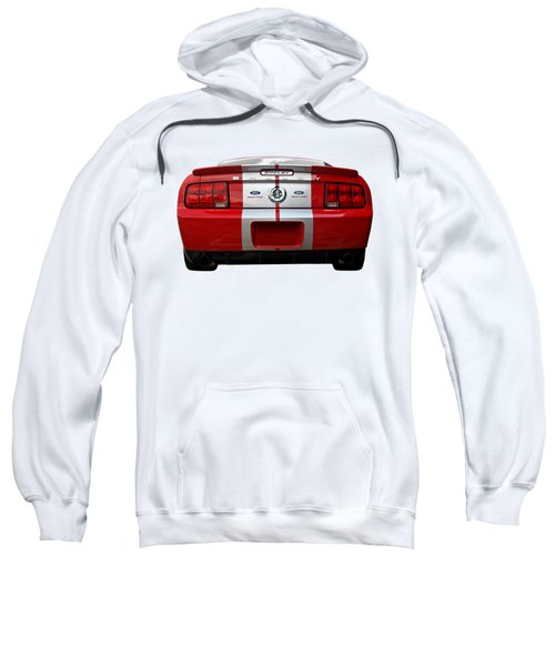 Shelby In The Snow Sweatshirt
