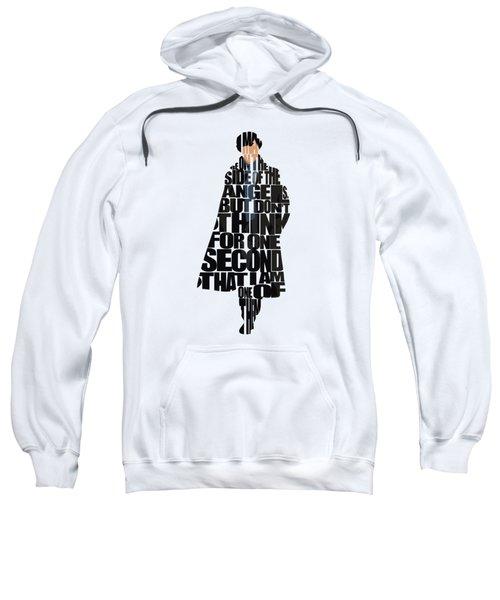 Sherlock - Benedict Cumberbatch Sweatshirt