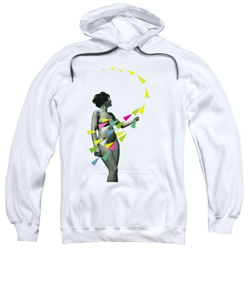 She's A Whirlwind Sweatshirt