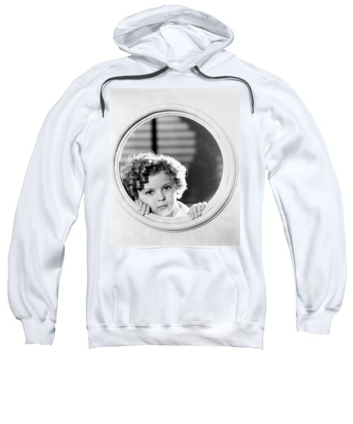 Shirley Temple (1928-2014) Sweatshirt by Granger