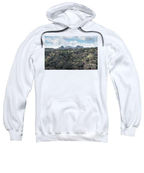 Sierra Ronda, Andalucia Spain Sweatshirt