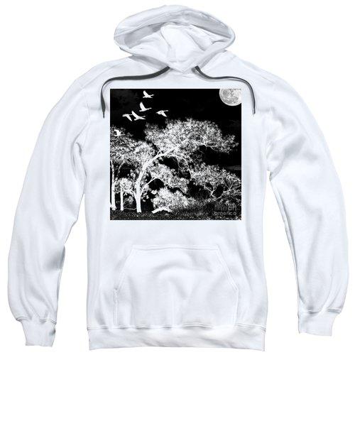 Silver Nights Sweatshirt