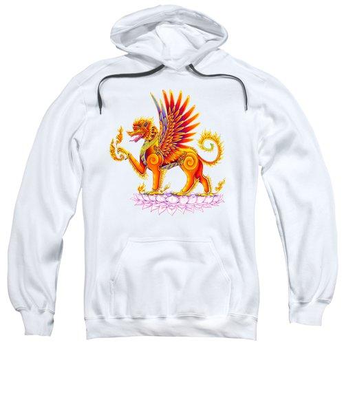 Singha Winged Lion Sweatshirt