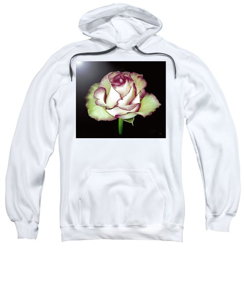 Single Beautiful Rose Sweatshirt