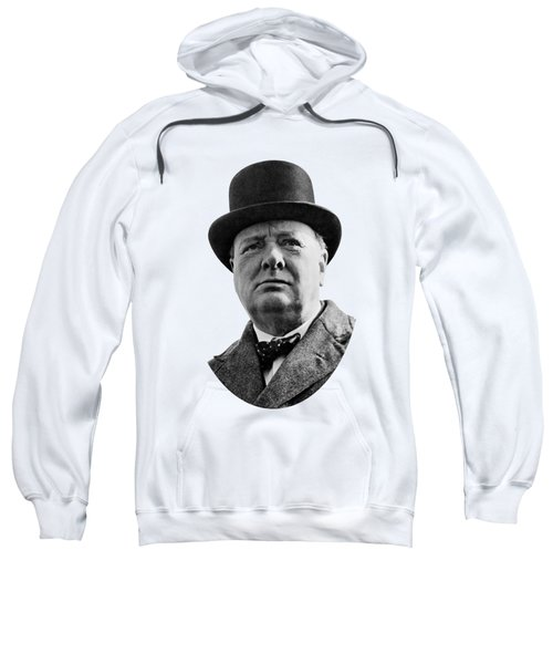 Sir Winston Churchill Sweatshirt