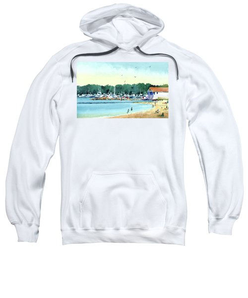 Sister Bay, Door County Sweatshirt