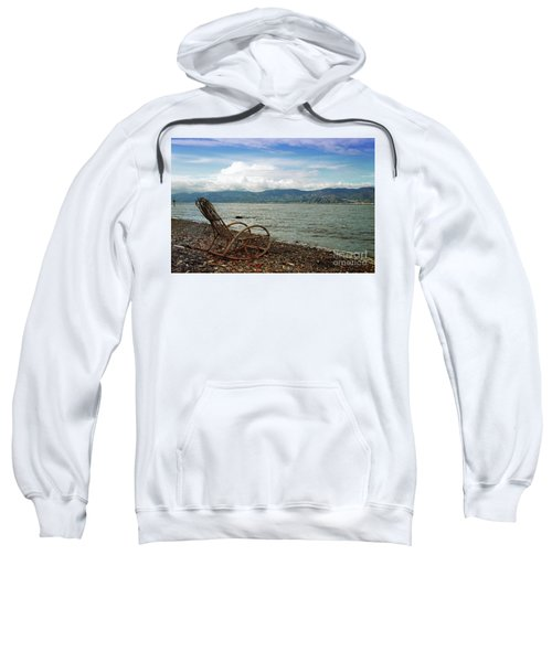 Sit Back And Enjoy Sweatshirt