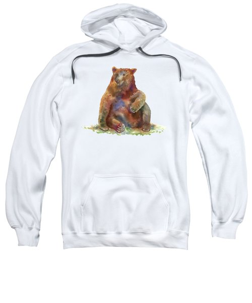 Sitting Bear Sweatshirt
