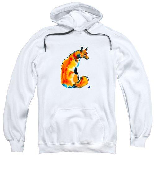 Sitting Fox Sweatshirt
