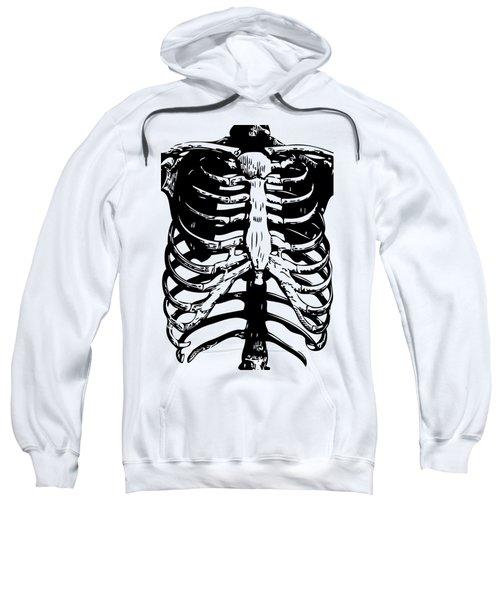 Skeleton Ribs Sweatshirt