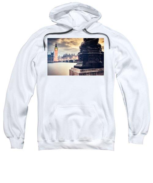 Skies Over London Sweatshirt