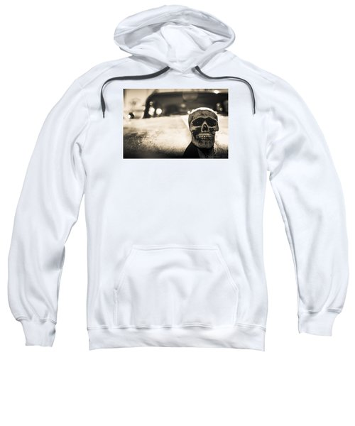 Skull Car Sweatshirt