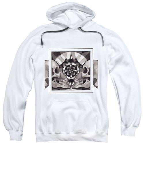 Skull Mandala Series Nr 1 Sweatshirt