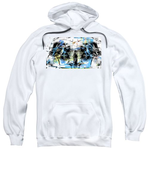 Sky In Clouds  Sweatshirt