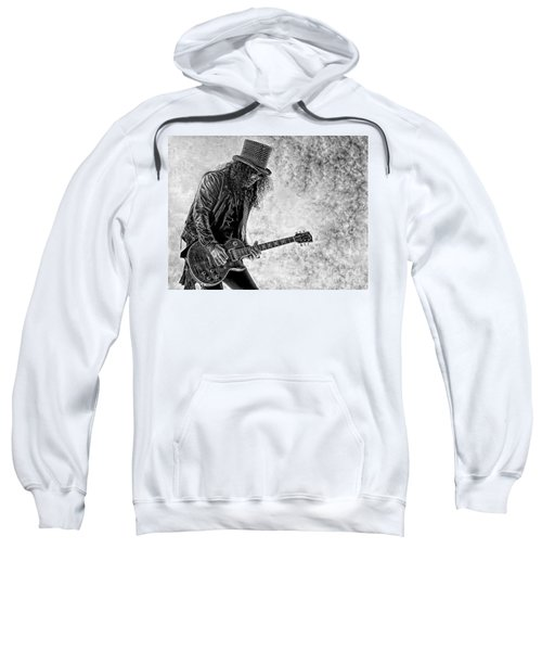 Slash - Guns And Roses Sweatshirt