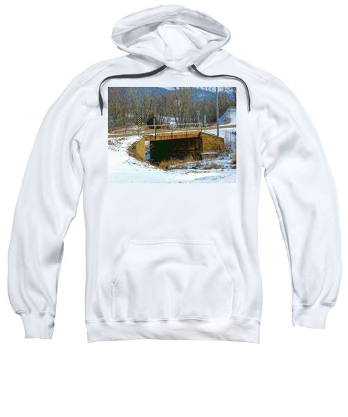 Sliding Into Home Sweatshirt