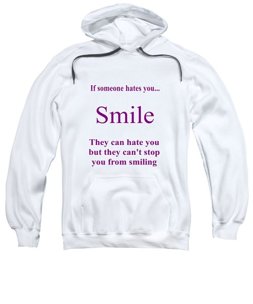 Smile Sweatshirt