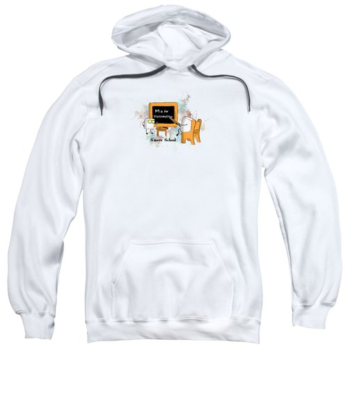 Smore School Illustrated Sweatshirt