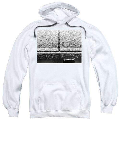 Snow Covered Rear Sweatshirt
