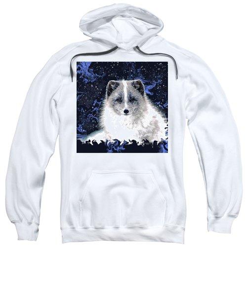 Snow Fox Sweatshirt