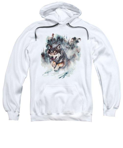Snow Storm Sweatshirt