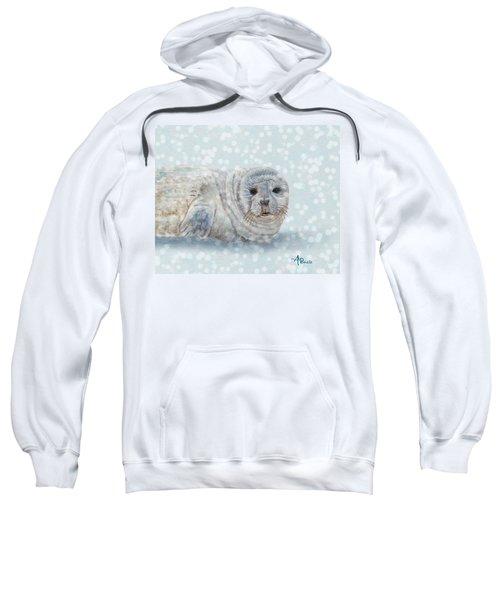 Snowy Seal Sweatshirt