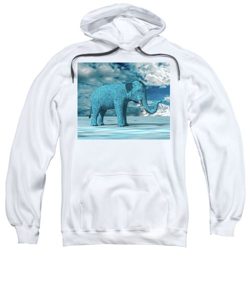 So Blue Without You Sweatshirt