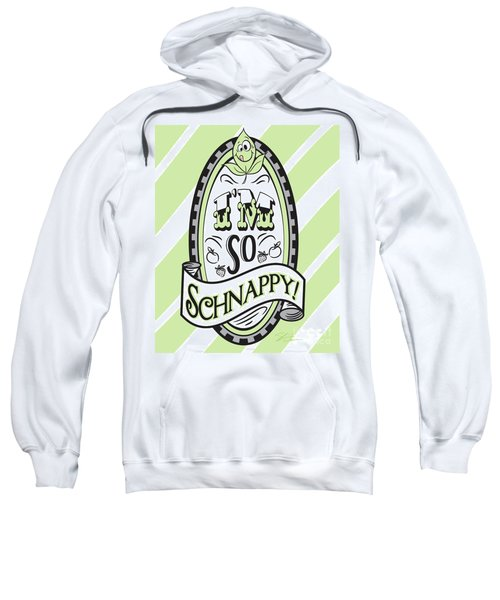 So Schnappy Sweatshirt