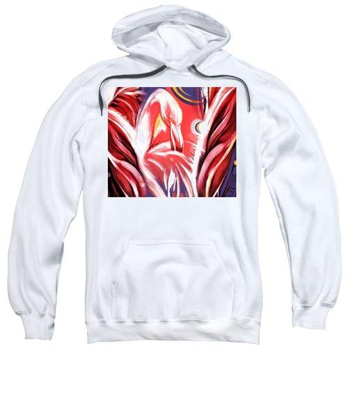 Solo Flamingo Sweatshirt