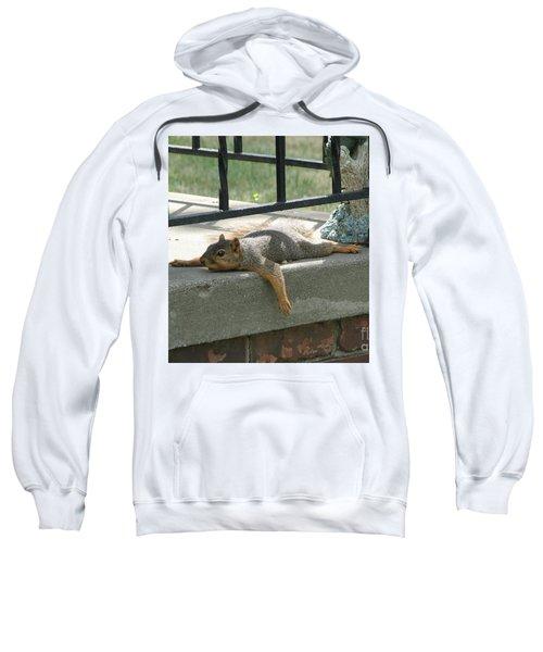Someone There Sweatshirt