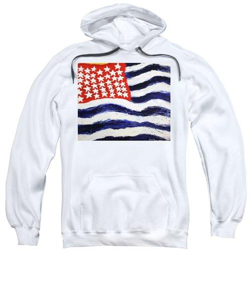 Something's Wrong With America Sweatshirt
