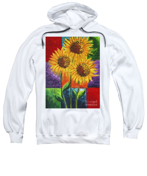 Sonflowers I Sweatshirt