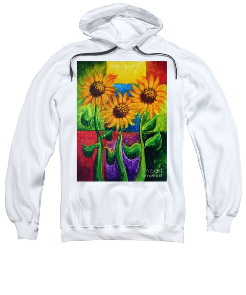 Sonflowers II Sweatshirt